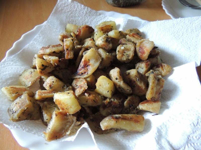 Patate fritte? No melanzane