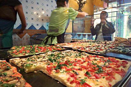 SPQR – Sempre Pizza Questi Romani