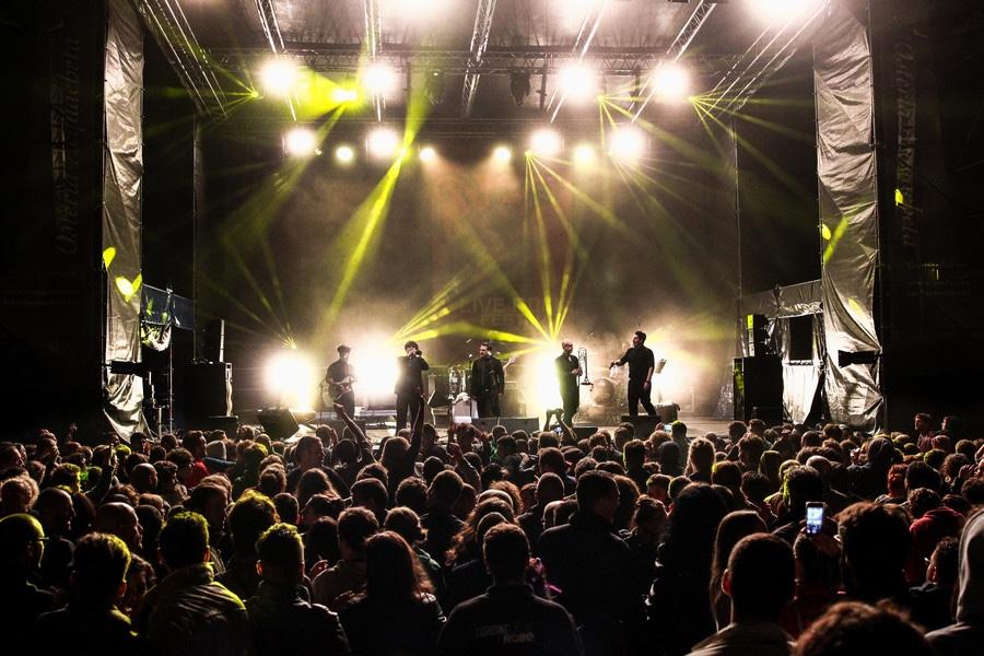 live rock festival 2016