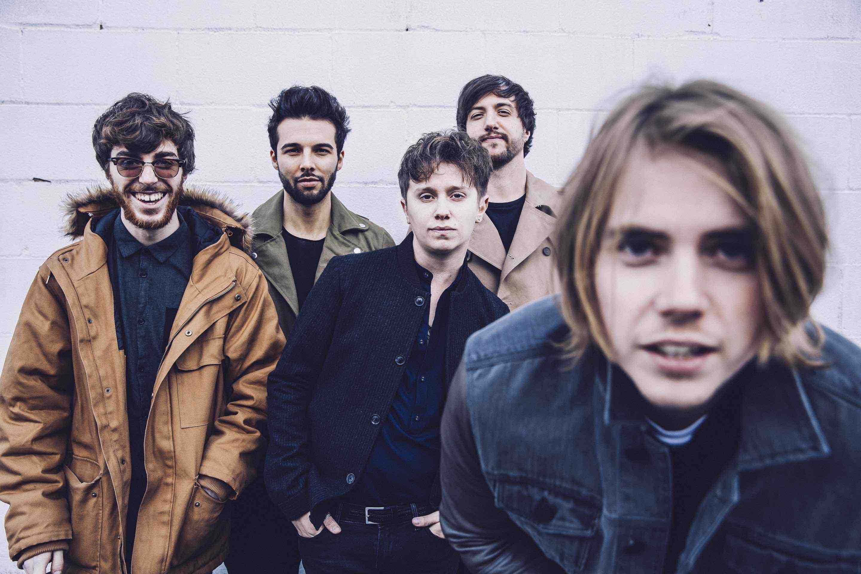 Nothing But Thieves - live rock festival acquaviva