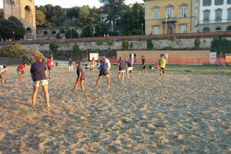 Arno Beach Rugby 2016