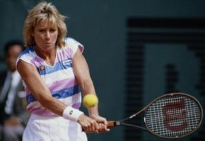 Chris Evert, una favola sportiva fra Freud e Wimbledon