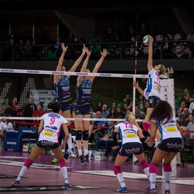 Final Four Coppa Italia Femminile – Semifinali
