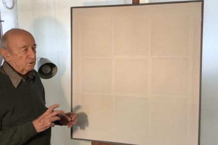Riccardo Guarneri, unico artista fiorentino alla 57° Biennale di Venezia (1/2)