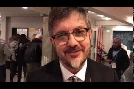 Rocco Tanica saluta TuttaFirenze