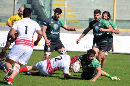 I Medicei battono anche l'Aquila Rugby e restano a punteggio pieno