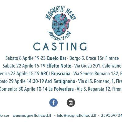 Casting a Firenze