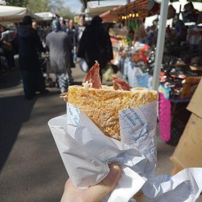Festa dello streetfood al mercato Quaresimale