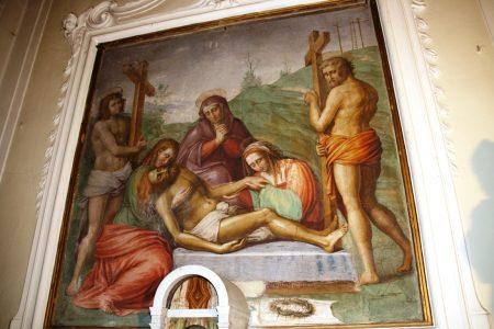 Un Michelangelo a Marcialla