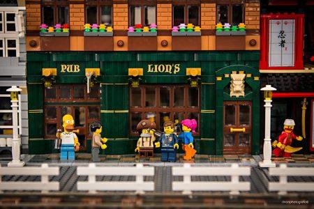 A tutto Lego con Ludicomix
