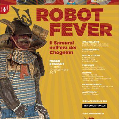 Le nuove Sale Giapponesi dello Stibbert invase dai robot!