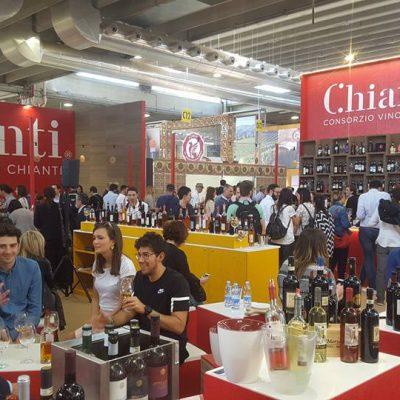 Vinitaly: il Chianti ha sempre più appeal anche tra i giovani