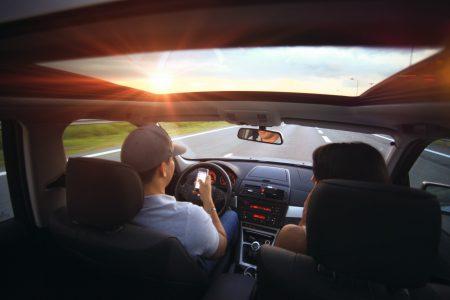 Anche Samsung sperimenta la guida autonoma