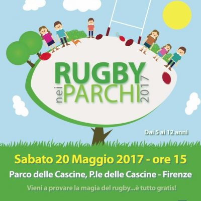 Rugby nei parchi 2017
