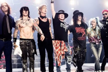 Reunion dei Guns 'N Roses: se non in questa vita, quando?
