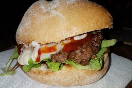 Hamburger di pecora, una delusione