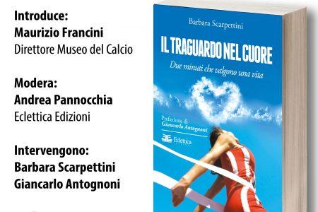 """""""Il traguardo nel cuore"""" al Museo del Calcio"""
