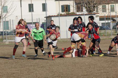 Puma Campi Bisenzio – Frascati Rugby 5 – 54