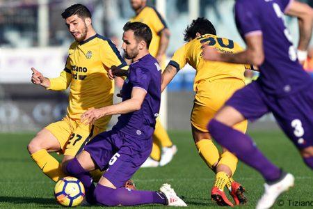 Fiorentina – Verona 1 – 4. Fiorentina in crisi?