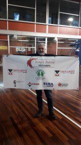 Le Volpi Rosse Menarini battono il PDM Treviso 51-50: la vittoria di un gruppo