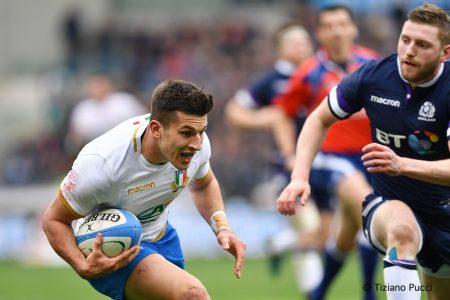 Italia-Scozia 27 – 29
