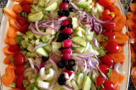 Estate tempo di verdure