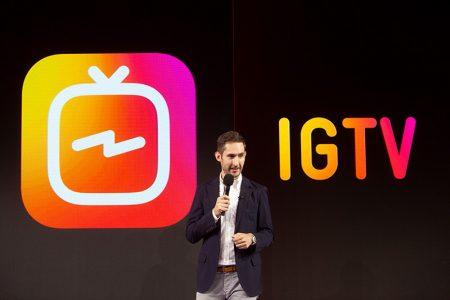 Instagram (e non solo) all'attacco della TV
