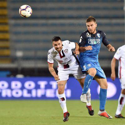 Empoli – Cagliari 2 – 0