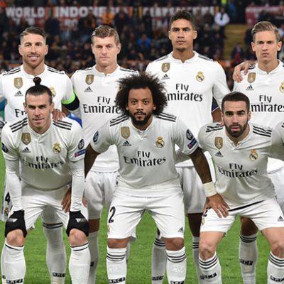 Roma – Real Madrid 0 – 2