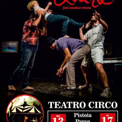 Con Laerte arriva il circo a Pistoia