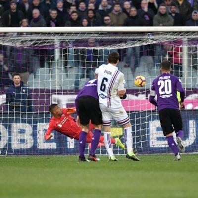 Fiorentina – Sampdoria 3 – 3