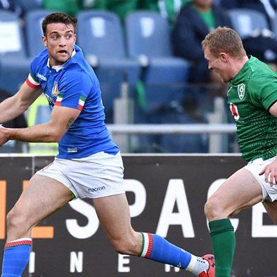 Italia – Irlanda 16 – 26
