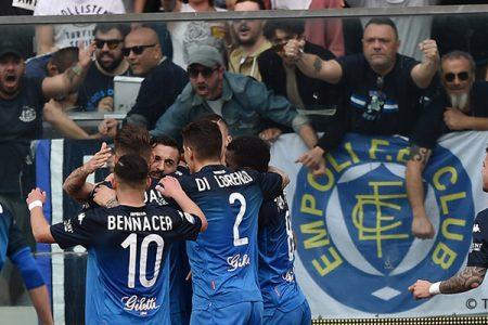 Empoli – Frosinone 2 -1
