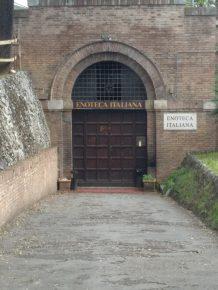 L'Enoteca Italiana di Siena