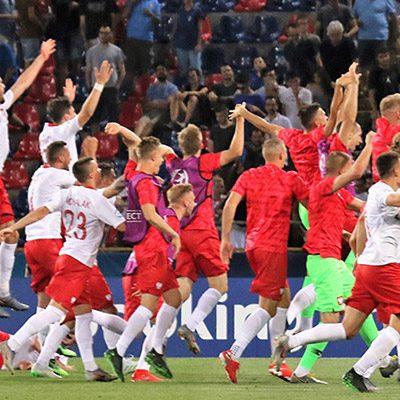 Italia – Polonia 0 – 1