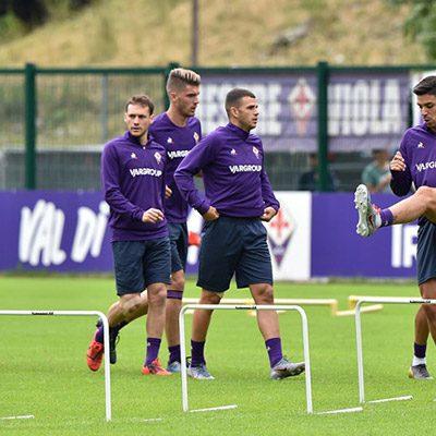 Fiorentina, il ritiro di Moena
