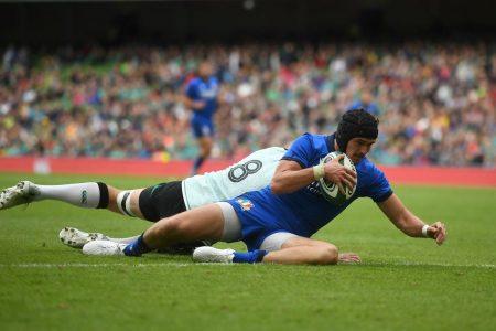 Italia non convince del tutto, vince l'Irlanda