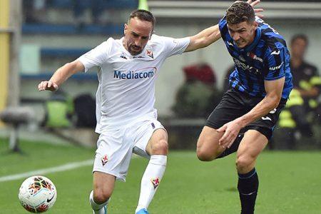 Atalanta – Fiorentina 2 – 2