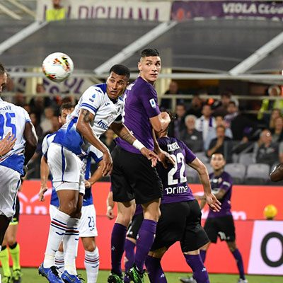 Fiorentina – Sampdoria 2 – 1