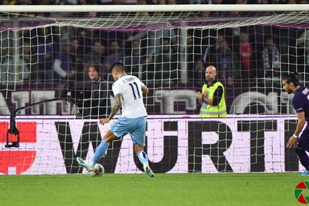 Fiorentina – Lazio 1 – 2