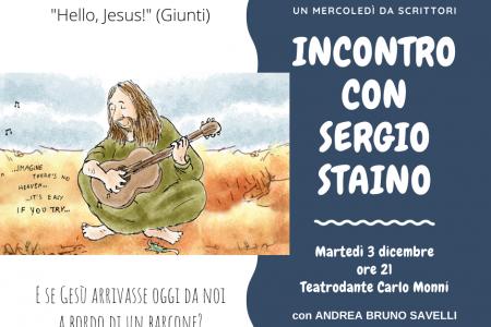Incontro con Sergio Staino