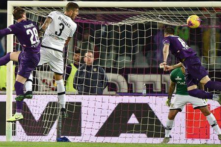 Fiorentina – Parma 1 – 1