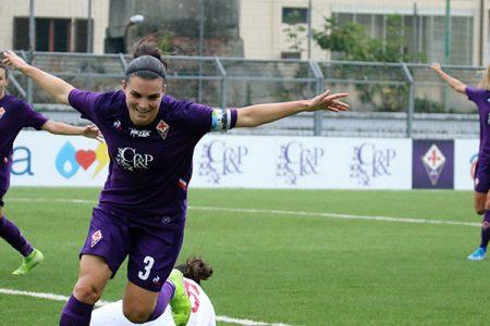 Fiorentina Women's – Milan 1 – 1