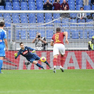 Roma – Napoli 2 – 1