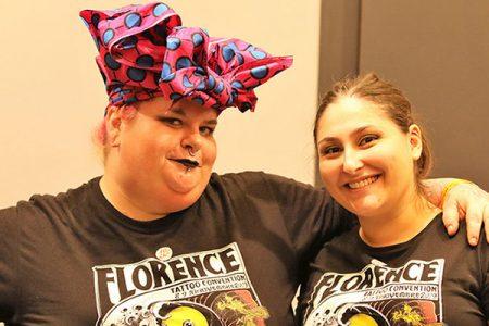 Florence Tatoo Convention 2019
