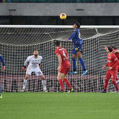 Verona – Fiorentina 1 – 0