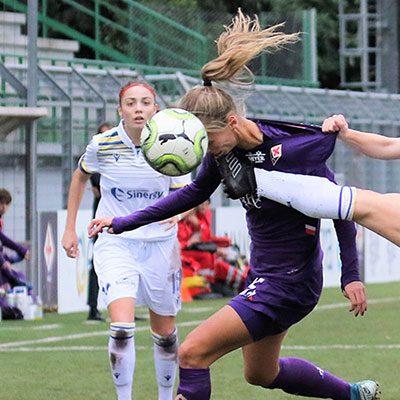 Fiorentina Woman's – Hellas Verona 4-2