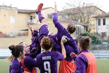 Fiorentina Women's – Inter 4 – 0