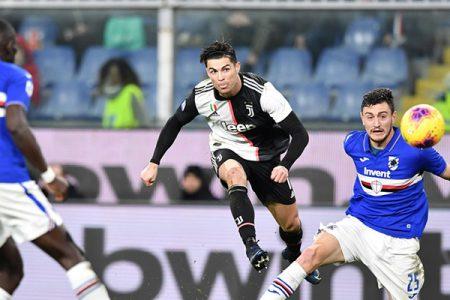 Sampdoria – Juventus 1 – 2