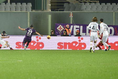 Fiorentina – Lecce 0 – 1